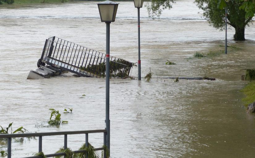 Nach dem Starkregen – Tipps der Verbraucherzentrale für die Schadensregulierung