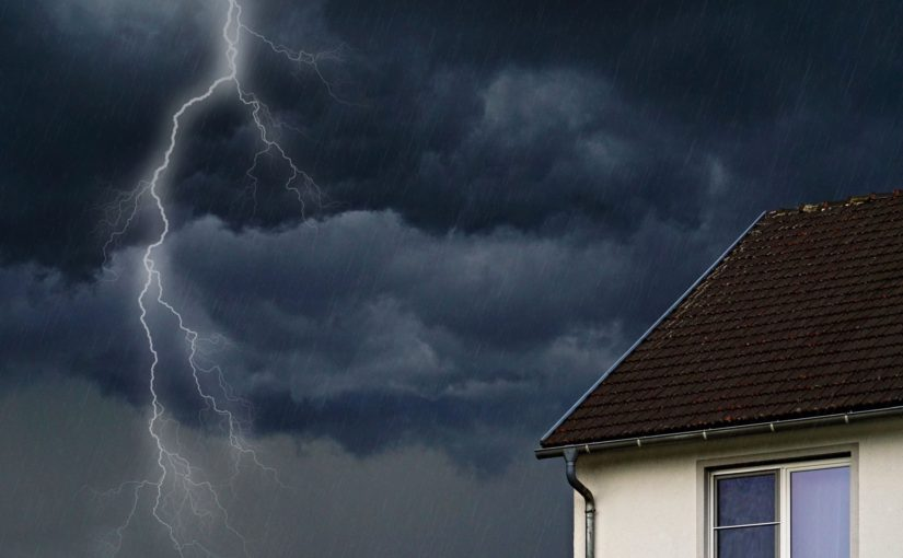 Unwetter und Elementarschäden